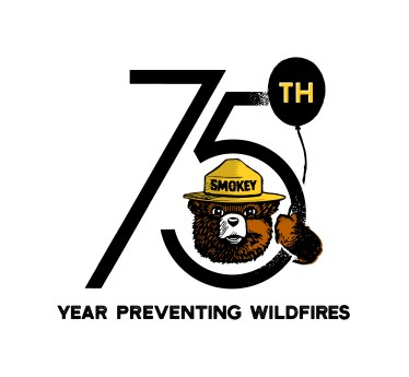 Smokey_75th_Logo-With-Tagline_Vertical_Color