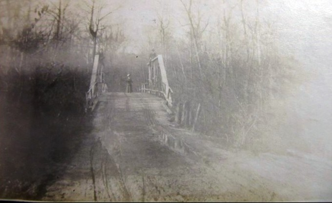 Dragon Bridge 1910